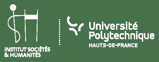 Logo Institut Sociétés et Humanités de l'Université polytechnique Hauts de France